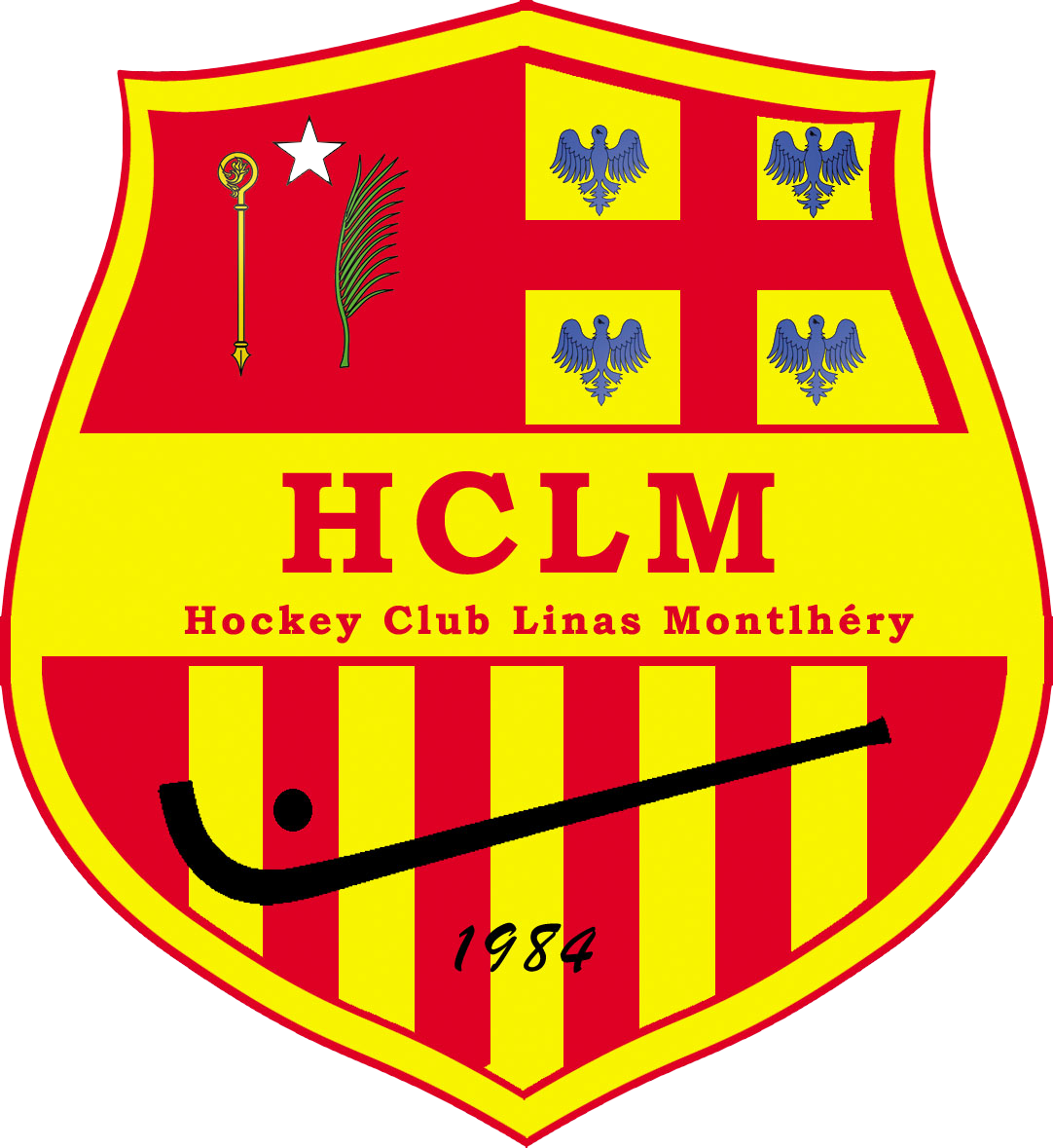 Logo Hockey Club Linas-Montlhéry